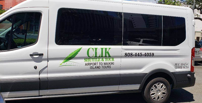 quality hawaii shuttle services